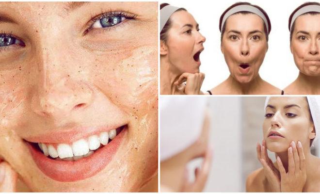 Flacidez en el rostro: evítala con estos ejercicios