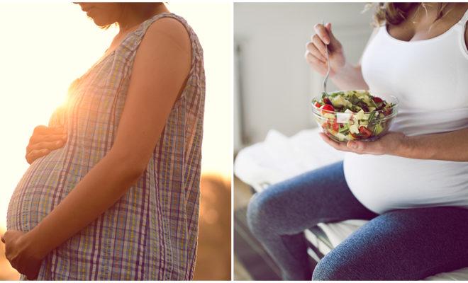 Alimentos super prohibidos durante el embarazo