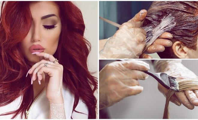 Cómo quitar las manchas del tinte de cabello de tu piel