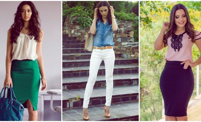 Tips de moda para sentirte cómoda con tus piernas