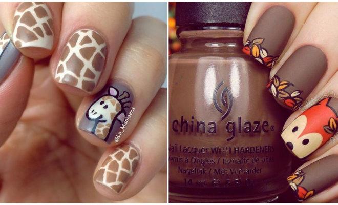Diseños de animales en tus uñas para llenar de vida tus manos