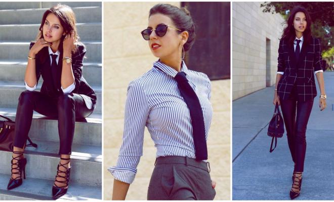 Si quieres agregar una corbata a tu outfit, aprende cómo y cuándo