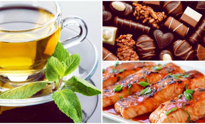 9 alimentos que son mejores que un antidepresivo