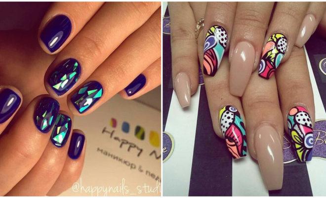 Diseños de uñas que vas a querer copiar; ¡están hermosas!