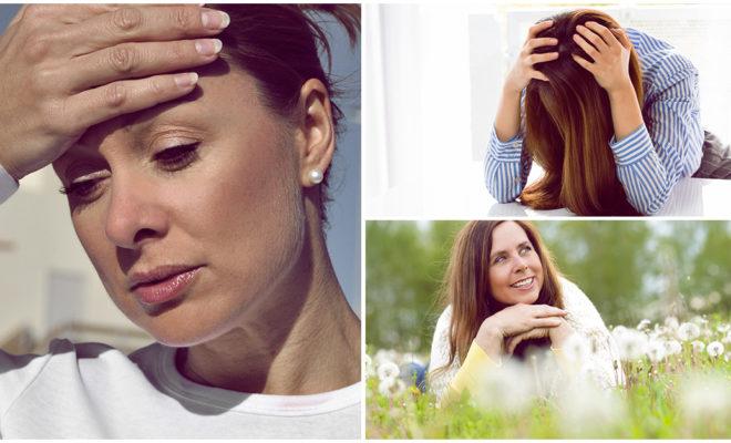 Bebidas que reducen las molestias de la menopausia