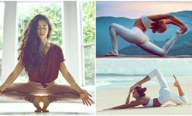 Posturas de yoga para que el dolor menstrual quede en el pasado