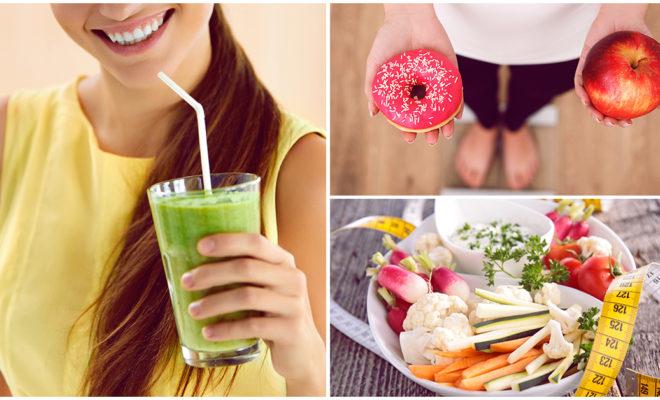 4 cosas que debes recordar cuando estás a dieta