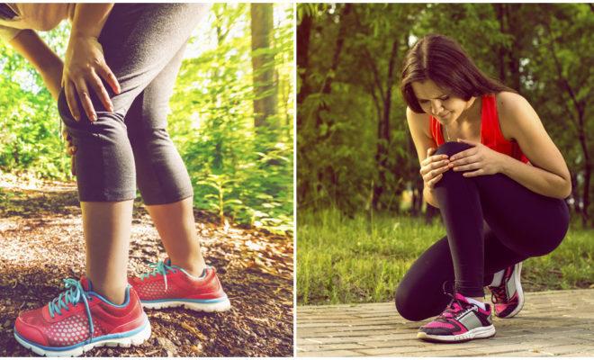 Una solución sencilla si tu entrenamiento está matando tus rodillas