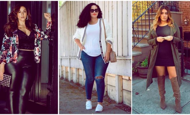 Problemas y soluciones de estilo que solo les pasan a las chicas curvy