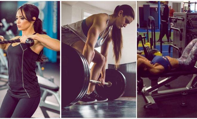 Los errores que cometemos las mujeres en el gym