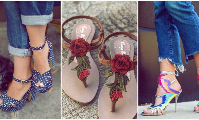 Los mejores zapatos para lucir cuando hace calor