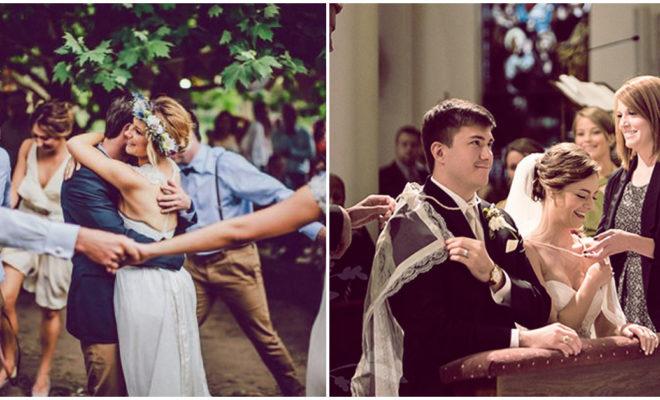 Estos son los padrinos que debes tener el día de tu boda