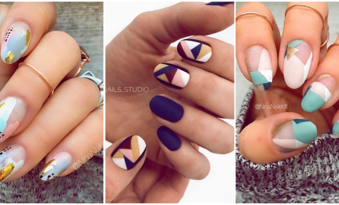 Manicuras estilo minimalista, ¡las vas a amar!