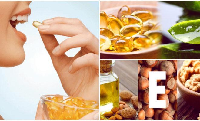 El consumo de vitamina E ¿en qué nos beneficia?