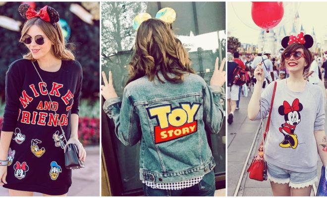 Outfits con tus personajes animados: ¡no pierdas a tu niña interior!