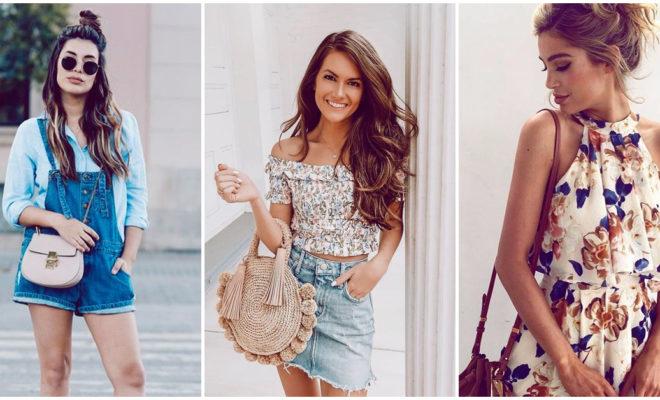 Outfits para los días felices y soleados