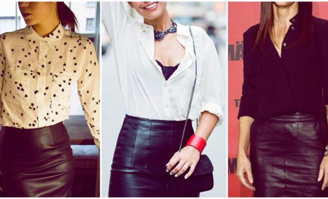 4 consejos para evitar que las blusas se abran cuando no deberían