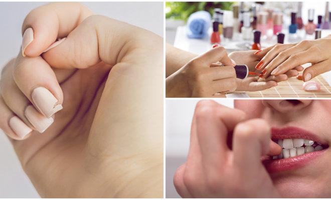 Por más que cuidas tus uñas, siempre se rompen, ¿por qué ?