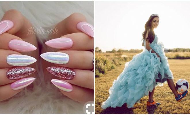 Diseños de uñas para quinceañera: ¡luce unas manos preciosas!