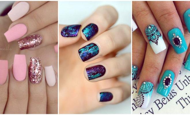 Estos diseños de uñas te van a enamorar; ¡los necesitas!