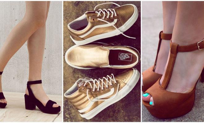 Zapatos que debes tener este año
