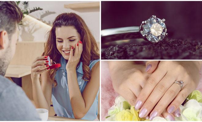 Regla de las cuatro C para elegir el anillo de compromiso