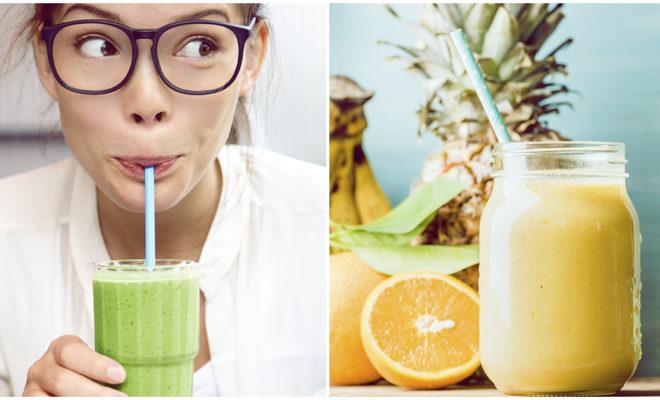 Licuados frutales para acelerar tu metabolismo