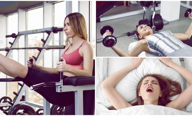 Coreorgasm: orgasmo mientras haces ejercicio; esta es la razón de ser