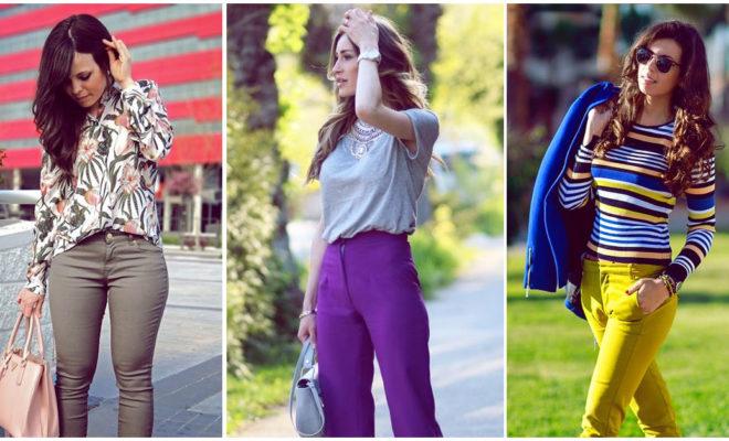 Colores que están de moda esta temporada