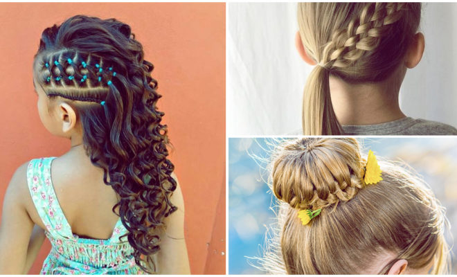 Cómo cuidar el delicado cabello de tu hija