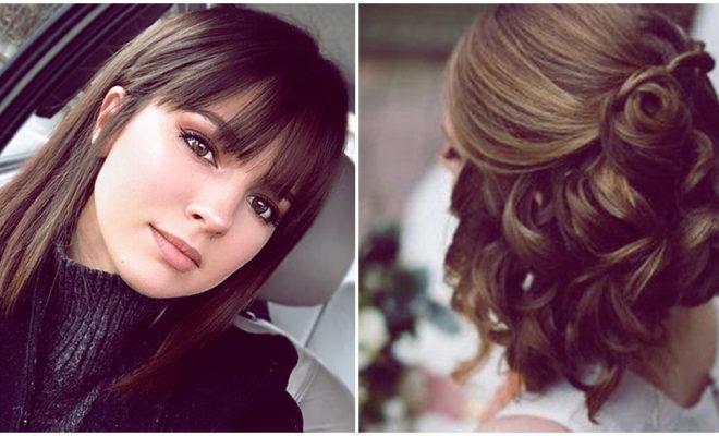 Peinados preciosos para una melena corta