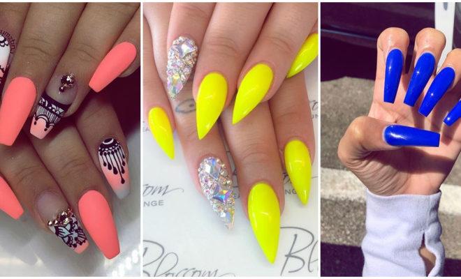 Tonos de uñas que van de maravilla con el verano