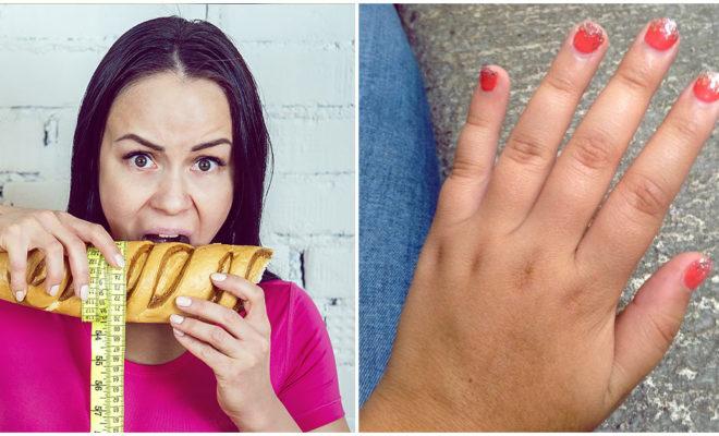 Cómo puedes adelgazar los dedos de las manos