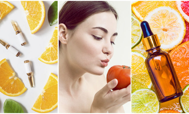 Sueros de vitamina C para cuidar de tu piel: ¿sirven?