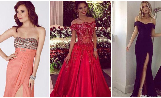 Vestidos perfectos para ir a una boda