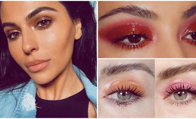 Glossy eyes: están de moda ¡y los amarás!
