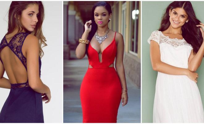 Estos son los mejores vestidos para las chicas con hombros anchos