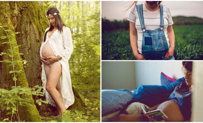 Cómo mantener una actitud positiva durante el embarazo
