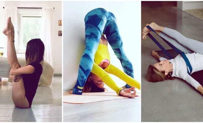 Cosas que jamás debes hacer en tu clase de yoga