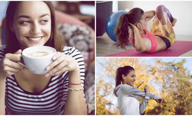 Así es cómo el café hace tu ejercicio más fácil