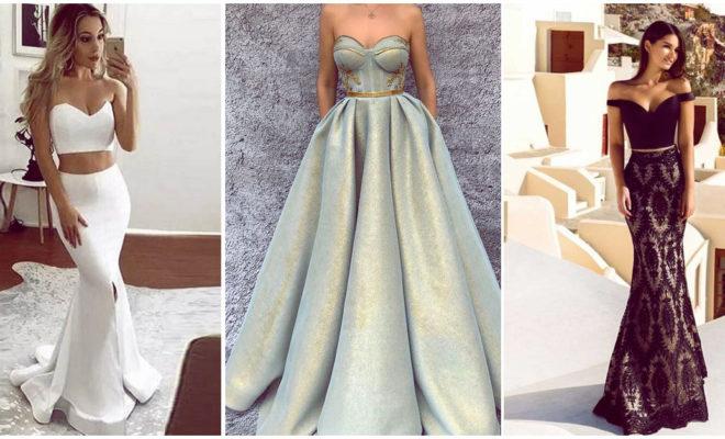 Prom dress: hermosas opciones para el día de tu graduación