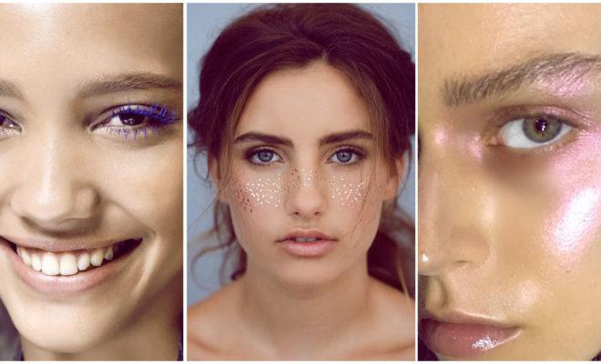 Tendencias de makeup muy curiosas; ¿deberías usarlas?