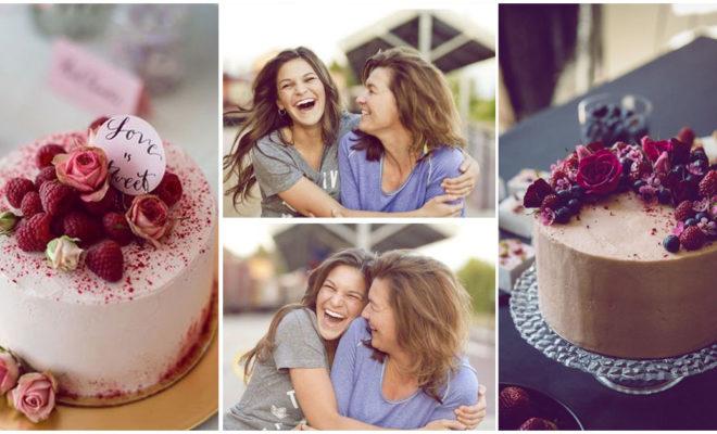 Encantadores pasteles para regalar a mamá en su día