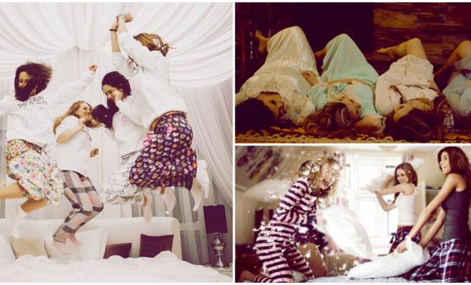 S.O.S: pijamada con tus amigas, ¿qué no debe faltar?
