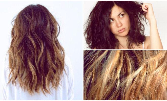 Daños que le causas a tu cabello sin darte cuenta