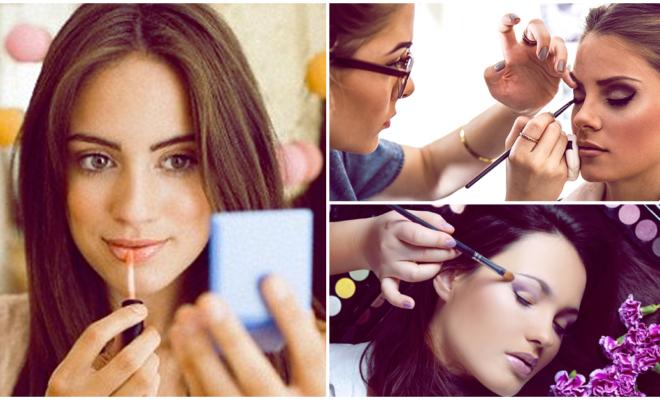 Las pruebas de makeup tienen muchas bacterias, ¡ewww!