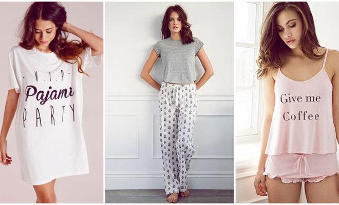 Las mejores pijamas para tener una tarde amena