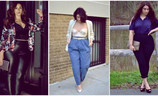 Tips para chicas curvy: cómo escoger los pantalones perfectos