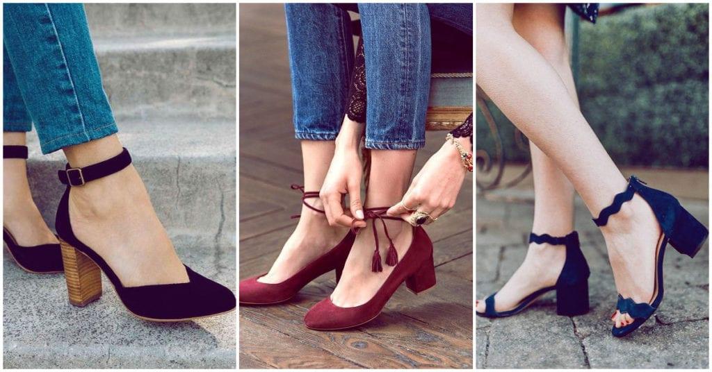 Zapatos que deben olvidar las chicas bajitas
