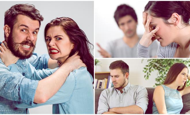 Así aprendí a lidiar con mi pareja y evitar las discusiones en público